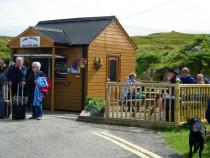 Creel Seafood Bar Fionnphort Isle of Mull