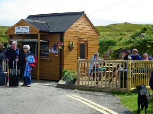 Creel Seafood Bar, Fionnphort Isle of Mull