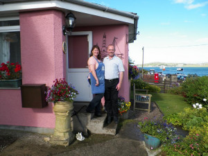 John and Jane Noddings Seaview B and B  Accommodation Isle of Mull