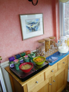 Seaview bed and breakfast Isle of Mu