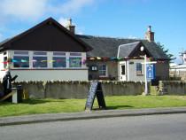 Keel Row Fionnphort Isle of Mull