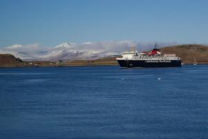 Calmac Isle of Mull Oban