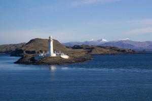Lismore Lighthouse Isle of Lismore Scotland