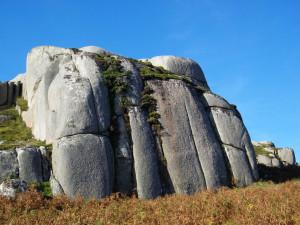 Red Granite ,Tor Mor,Fionnphort ,Isle of Mull