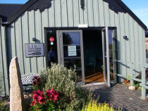 9th Wave fine dining restaurant Fionnphort Isle of Mull