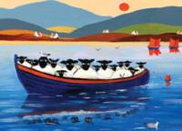 Ewe Missed the Boat