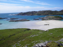 Beaches Bothy self catering accommodation Seaview Fionnphort Mull