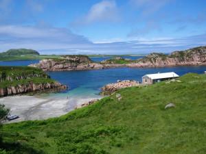 Tor Mor Fionnphort Isle of Mull