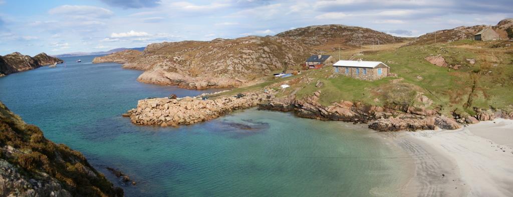 Tor Mor Beach Fionnphort Isle of Mull