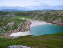 Balfours Bay Isle of Erraid Isle of Mull