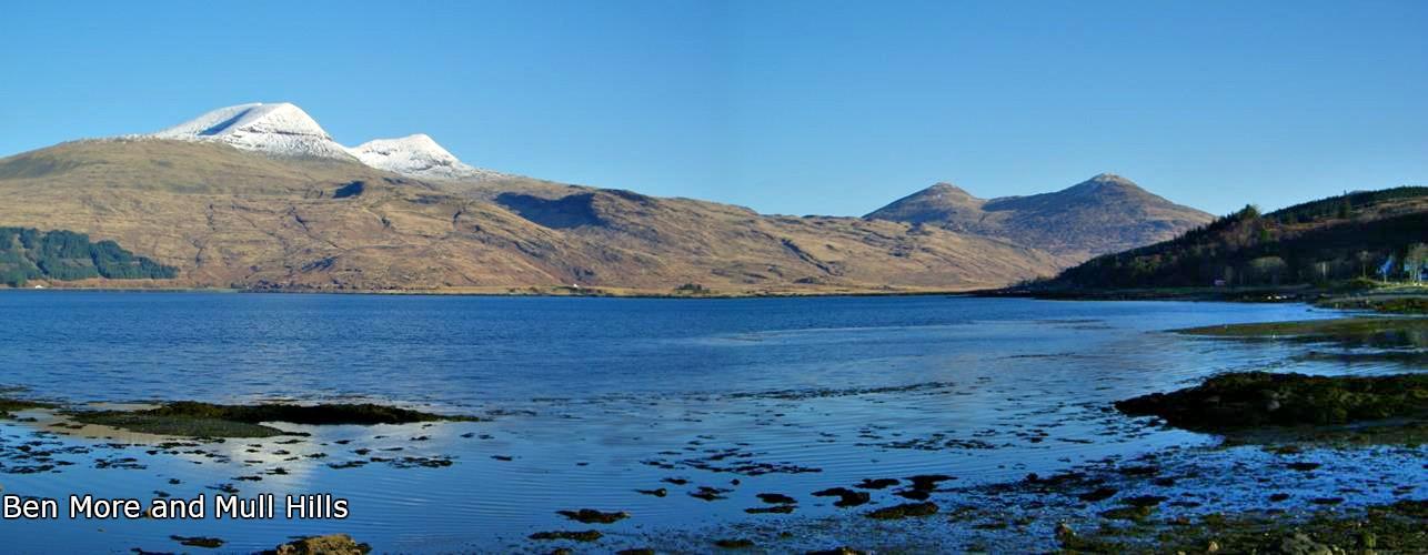 Ben More,Mull,Island Munro