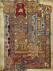 Book of Kells Isle of Iona
