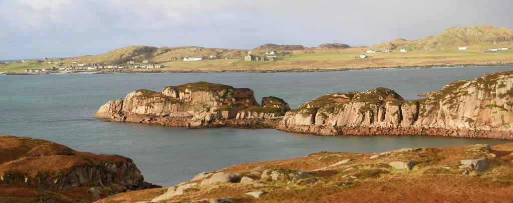 Tor Mor Fionnphort to Isle of Iona