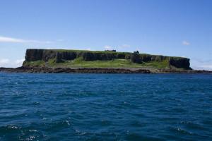 Cairn na burg Mor Treshnish