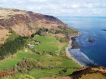 Carsaig Bay Isle of Mull