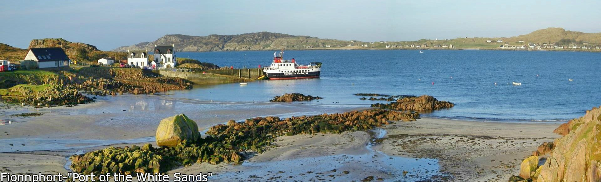 bed and breakfast,Isle of Mull, Fionnphort