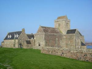 Iona Abbey 2012