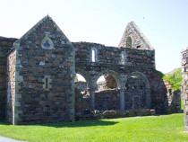 Nunnery Church St Ronans Isle of Iona