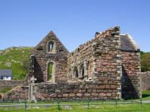 Iona Augustine nunnery, St Ronan's Chapel  Isle of Iona