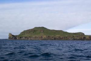 Isle of Lunga Treshnish Isles Inner Hebrides