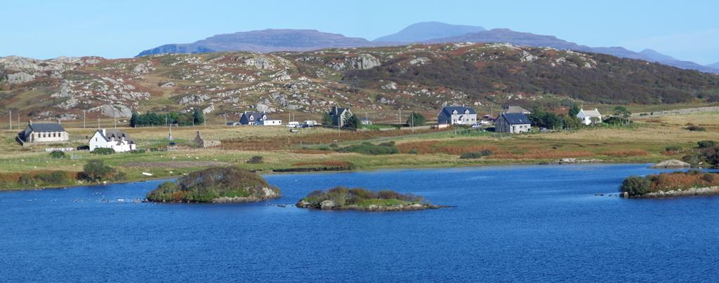 Loch Pottie Isle of Mull