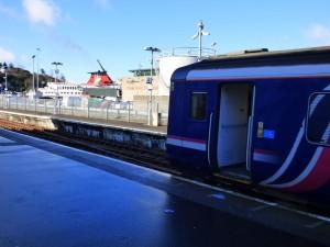 Oban Glasgow train West Highland line Craignure Mull Oban ferry