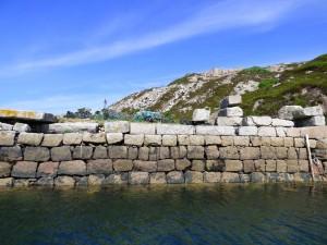 Walks on Mull, walking on Mull ,Camus Quarry, Stevenson Lighthouses, Skerryvore lighthouse, Camus Pier, Market Bay, Isle of Mull