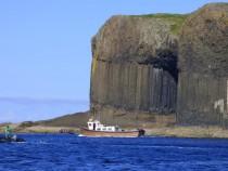 Staffa Trips MV Iolaire, Isle of Staffa, Fingals Cave, Hebrides