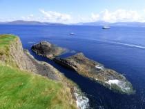 The Herdsman Staffa,Isle of Staffa Hebrides