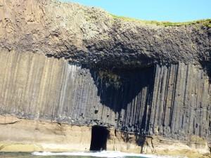 Boat Cave, Isle of Staffa, Isle of Staffa, Hebrides
