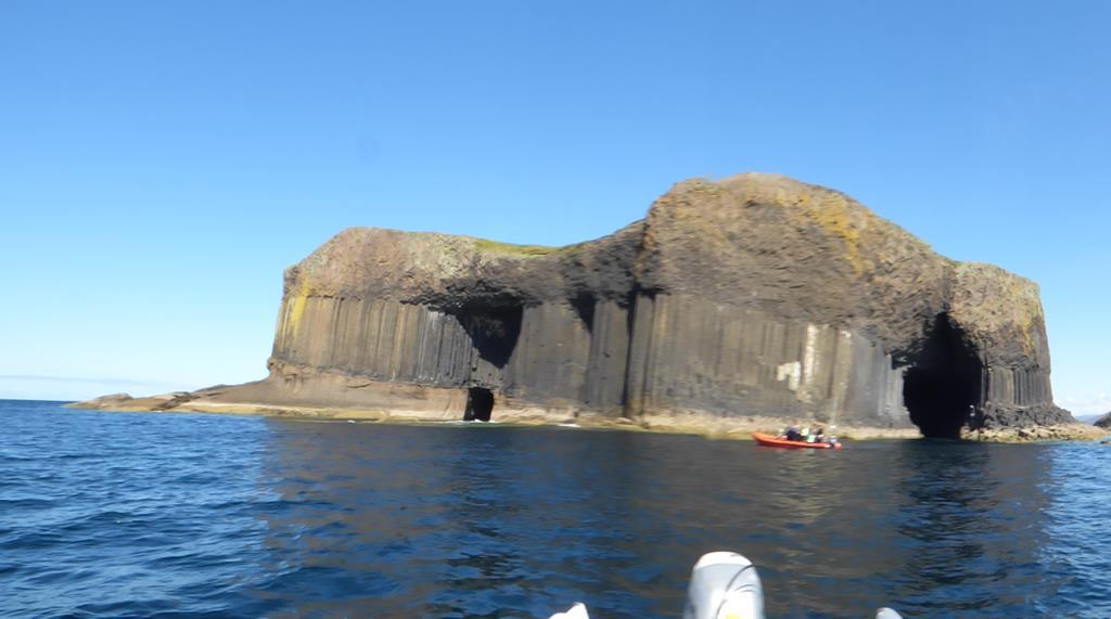 The Great Face Staffa, The Isle of Staffa, Hebrides, Scotland, Isle of Mull, Isle of Iona