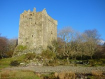 Castle Moy,Loch Buie,Isle of Mull