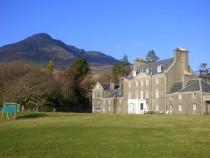 Loch Buie House,Ben Buie,Isle of Mull