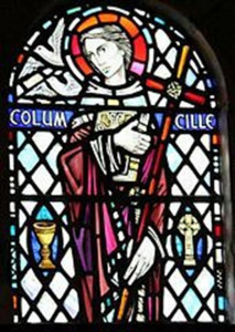Saint Columba Iona