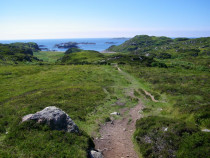 Columbas Bay Isle of Iona