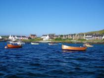 Baille Mor Village Isle of Iona