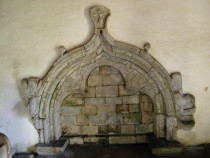 St Orans chapel tomb Last Lord of the Isles Isle of Iona