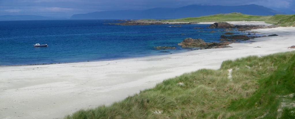 North West Beach Isle of Iona