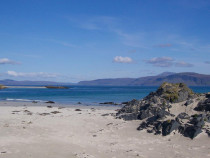Isle of Iona White Strand of the Monks