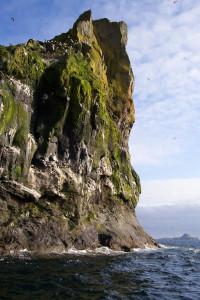 Harp Rock Lunga Treshnish Isles