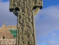 Saint Martins Cross Iona Abbey
