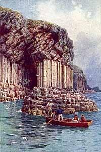 Staffa Mull Scotland