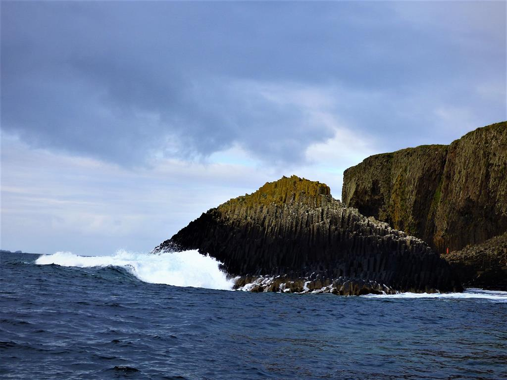 The Herdsman, Isle of Staffa