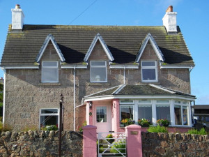 Seaview Bed and breakfast accommodation Fionnphort Mull  near Isle of Iona