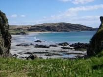 Walking,Ardalanish Beach. Ross of Mull