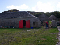 Isle of Erraid Stevenson lighthouse station