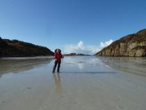Erraid sound Isle of Mull