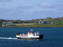 Loch Buie Fionnphort ferry Isle of Mull  to Isle of Iona