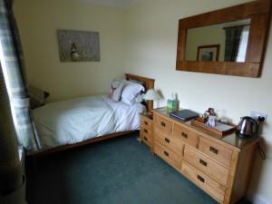 Staffa bedroom,Seaview,Fionnphort,Isle of Mull, accommodation