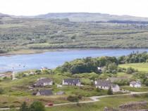 Dervaig Loch Chumhainn Kilmore Church Isle of Mull